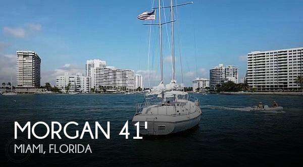 1979 Morgan 41 Out Island