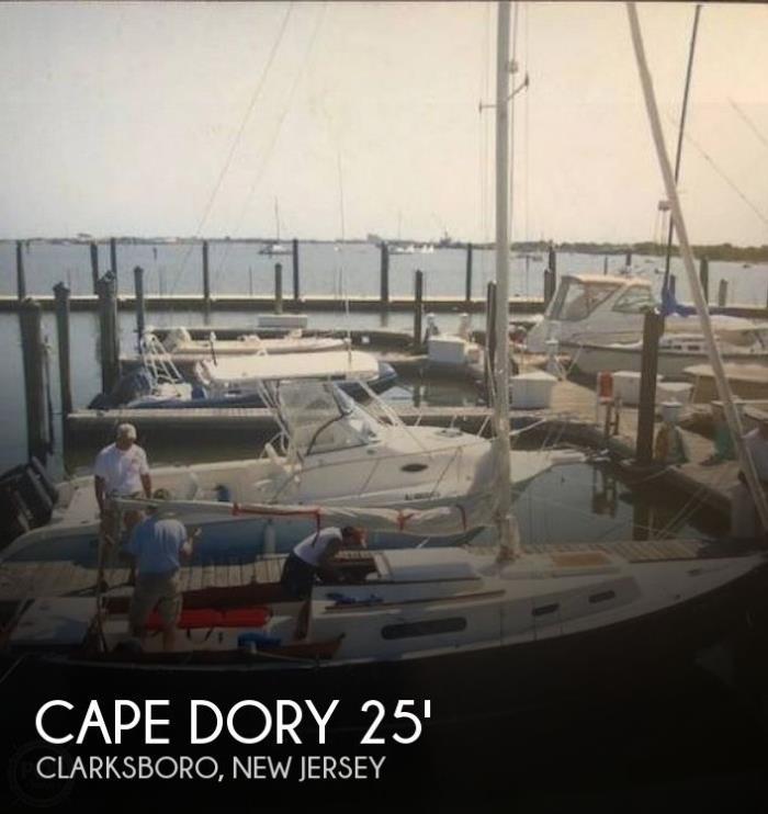 1976 Cape Dory 25