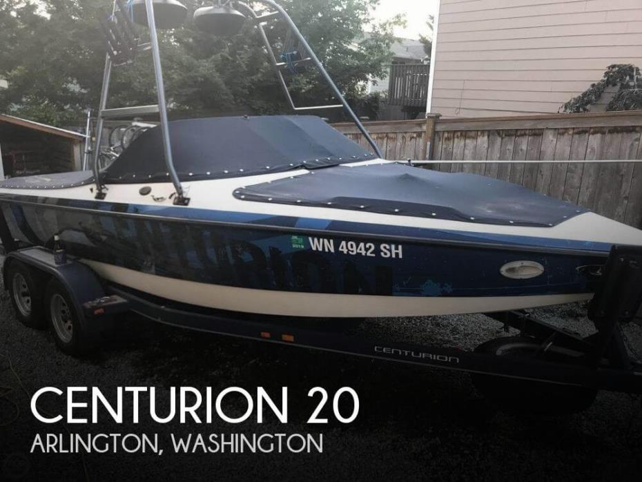 2001 Centurion 20