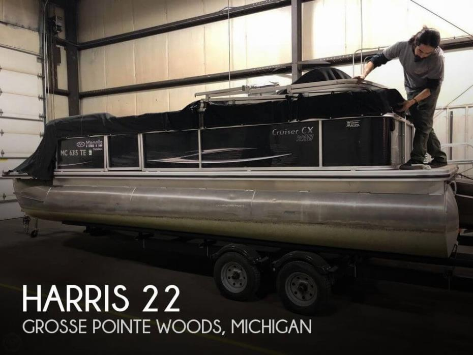 2011 Harris 22