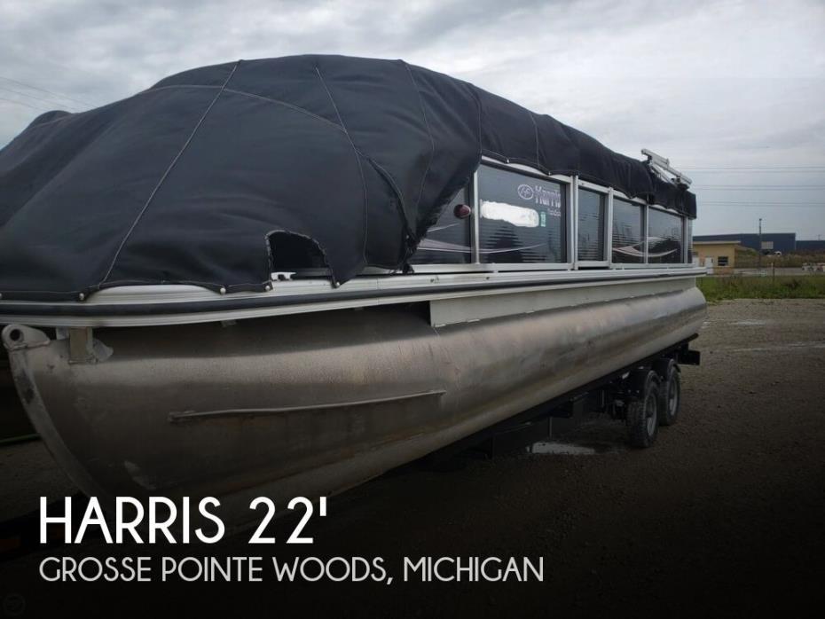 2011 Harris 220 CX Cruiser