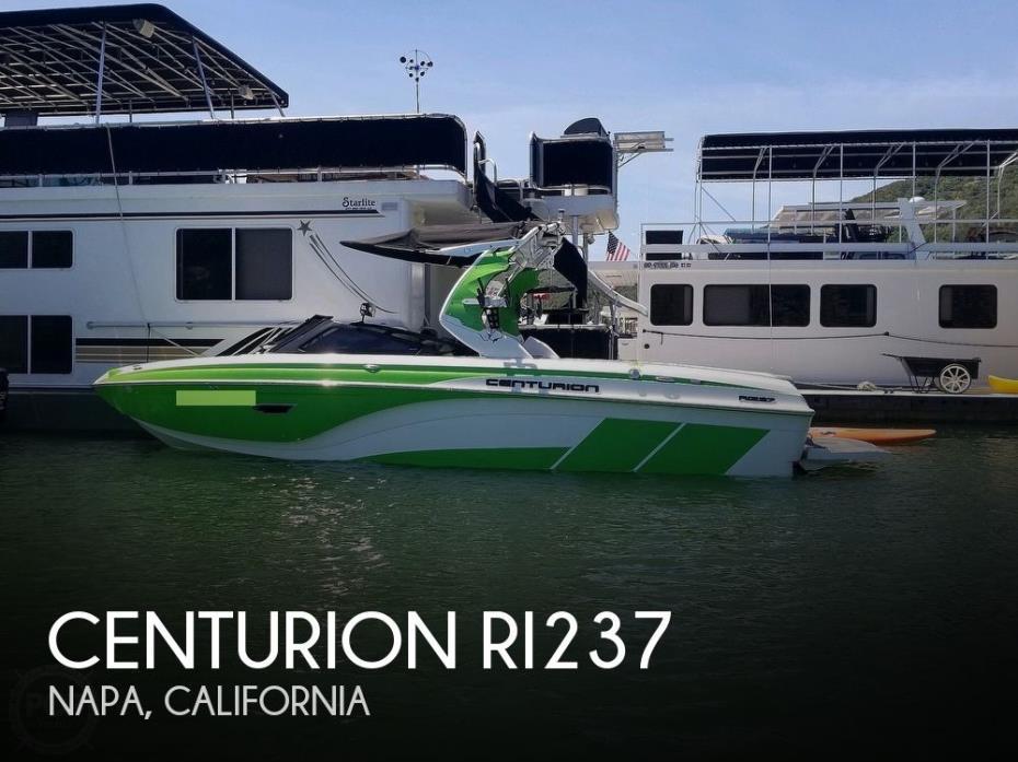 2018 Centurion Ri237