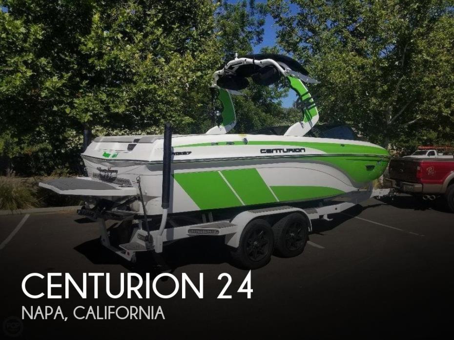 2018 Centurion 24