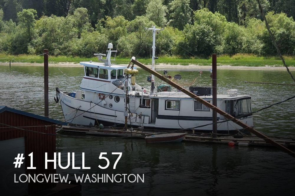 1965 #1 Hull 57