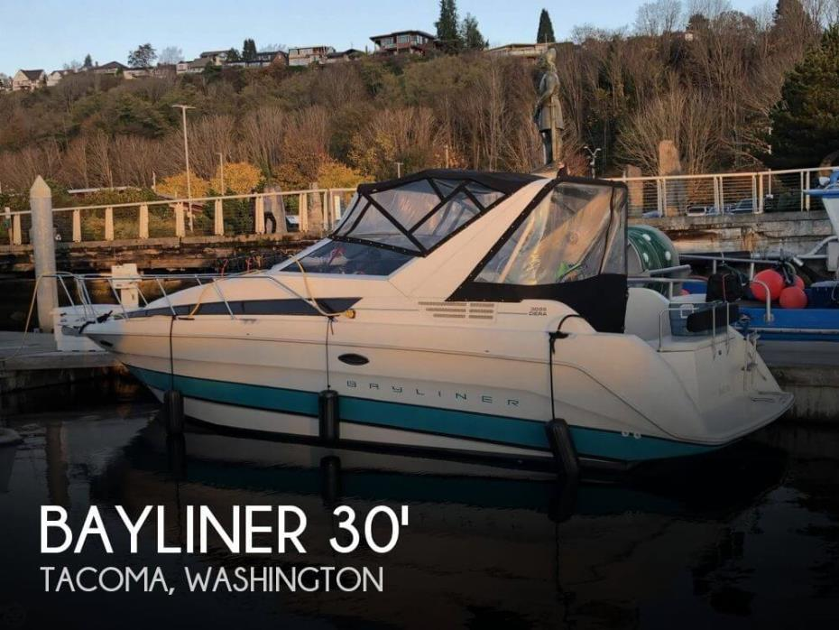 1993 Bayliner 3055 Ciera Sunbridge