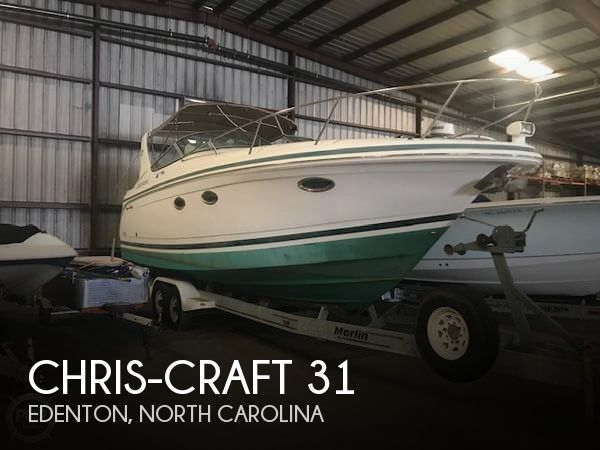 2000 Chris-Craft 308