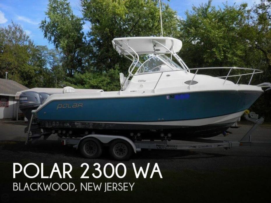 2007 Polar 2300 WA