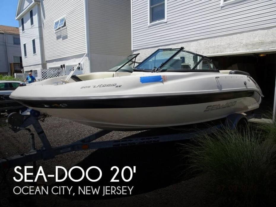 2008 Sea-Doo 205 UTOPIA SE