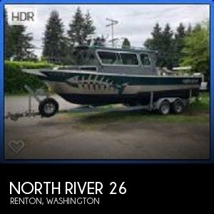 2006 North River 26
