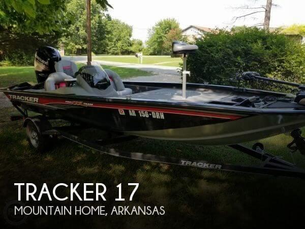 2017 Tracker Pro Team 175