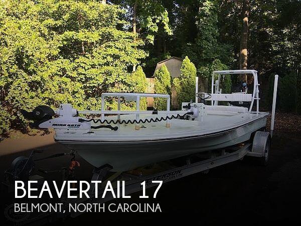 2015 Beavertail Skiffs STRIKE 17' 6