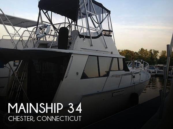 1983 Mainship 34