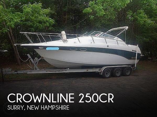 1996 Crownline 250cr