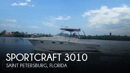 2001 Sportcraft 3010