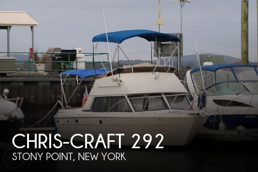 1986 Chris-Craft 292 Catalina Sunbridge Sedan