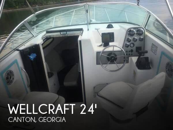 2000 Wellcraft 22 Coastal WA