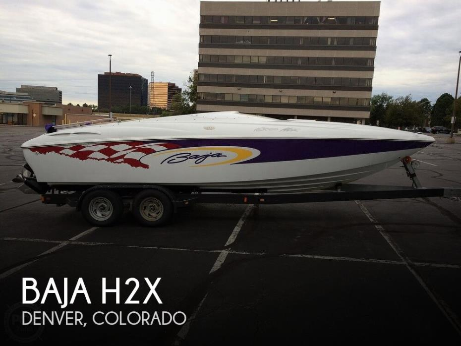 2001 Baja H2X