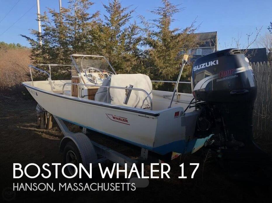 1974 Boston Whaler Montauk