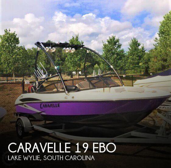 2017 Caravelle 19 EBo