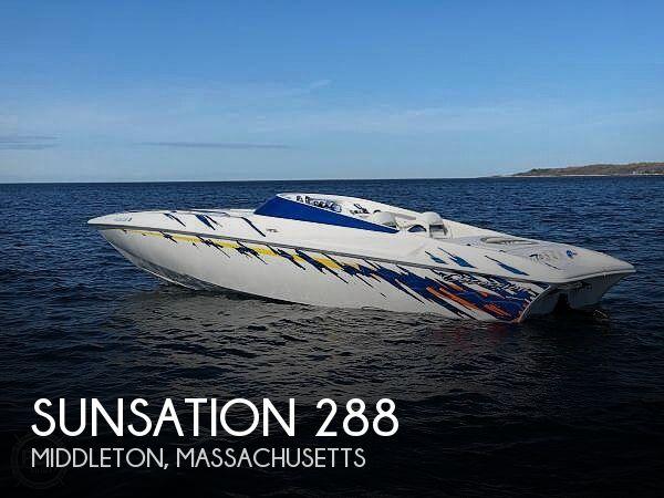 2005 Sunsation 288 Intimidator