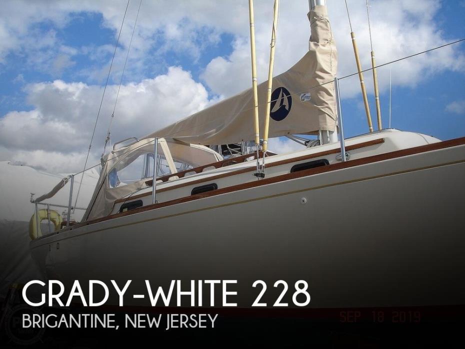 1995 Grady-White 226 Seafarer