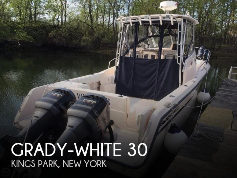 1998 Grady-White Marlin 300