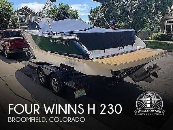 2013 Four Winns H 230