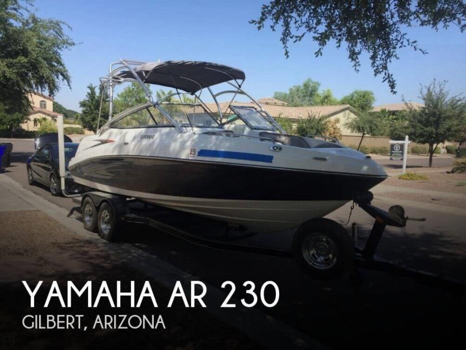 2007 yamaha ar230 boats for sale for Yamaha dealers in arkansas