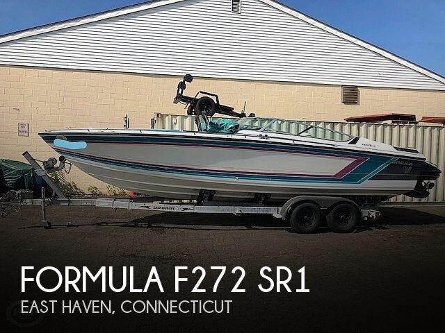 1988 Formula F272 SR1