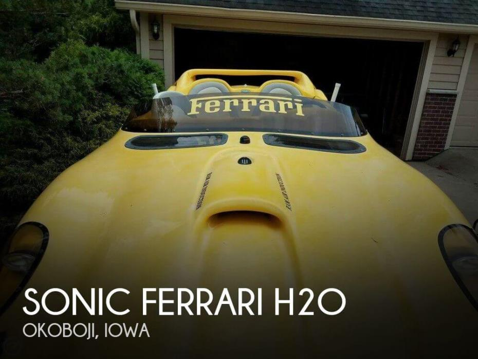 2002 Sonic Ferrari H2O