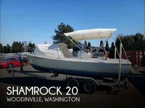 1983 Shamrock 20