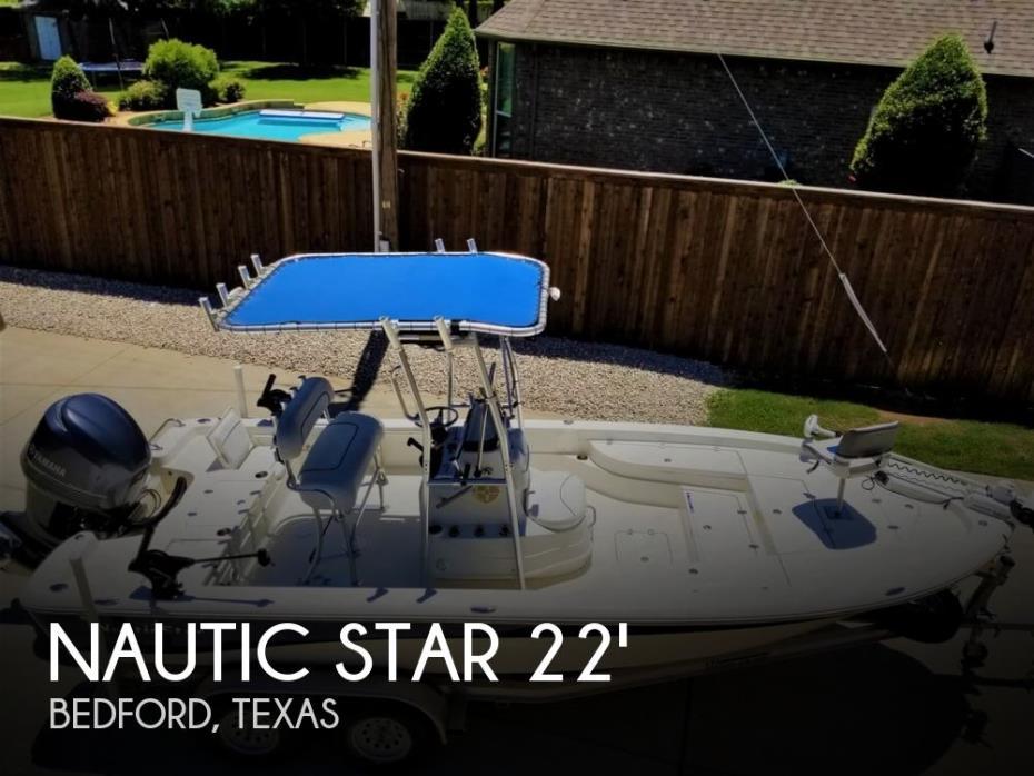 2013 Nautic Star 2200 Tournament