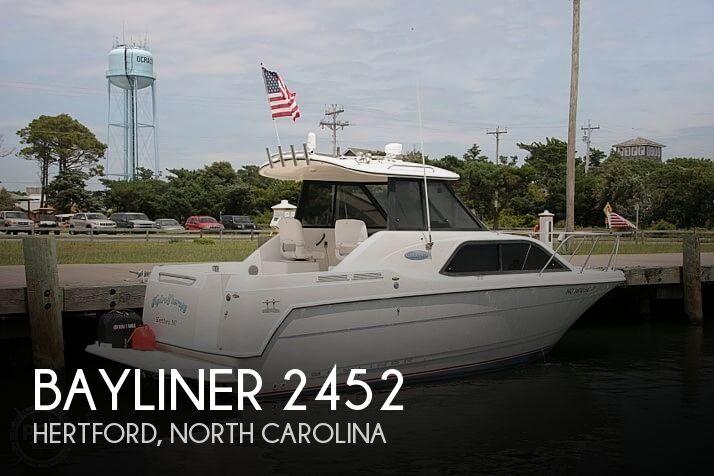 2002 Bayliner 2452 Ciera Classic