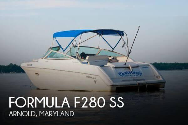 1996 Formula F280 SS