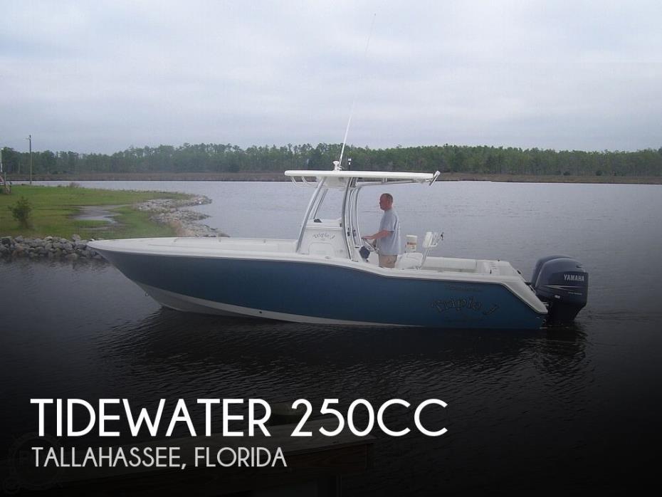 2009 Tidewater 250cc