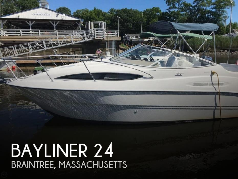 2002 Bayliner 24