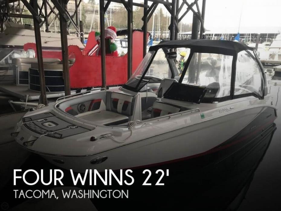 2017 Four Winns HD 220 OB SS