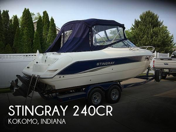 2004 Stingray 240CR