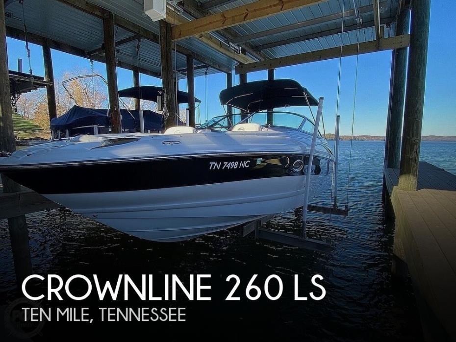 2008 Crownline 260 LS
