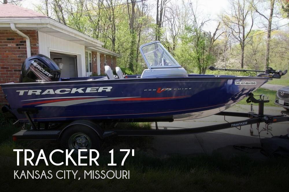 2017 Tracker Pro Guide V-175 WT
