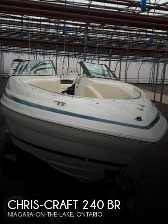 2000 Chris-Craft 240 BR