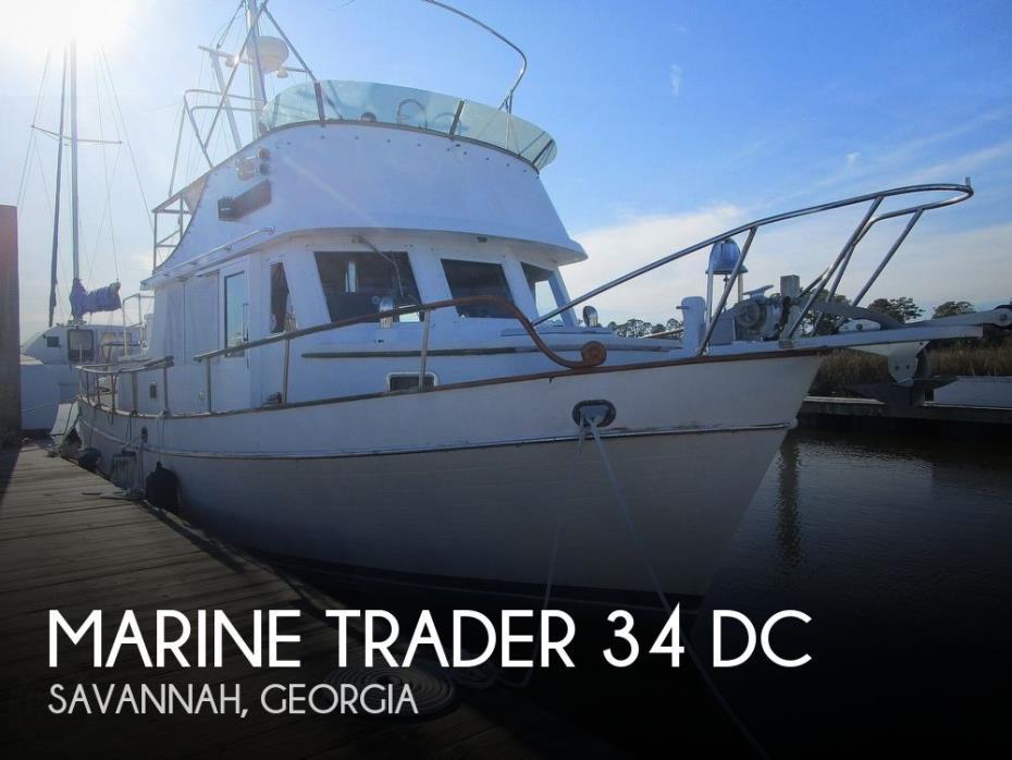 1977 Marine Trader 34 DC