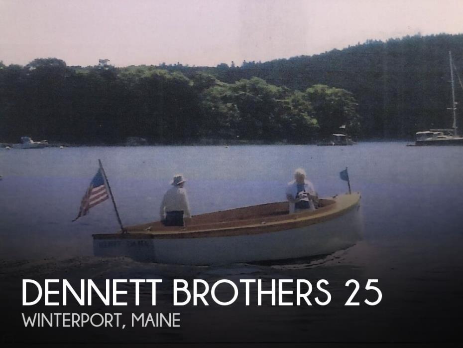 1924 Dennett Brothers 25