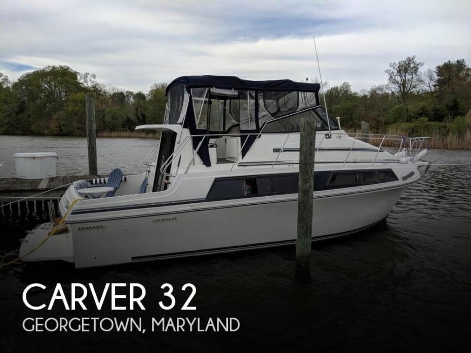 1988 Carver 32