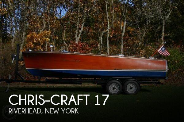 1947 Chris-Craft Deluxe