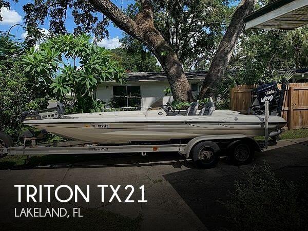 1999 Triton TX21
