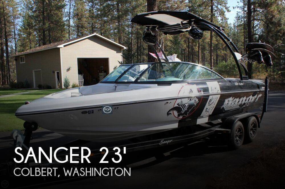 2013 Sanger 237 LTZ SURF EDITION