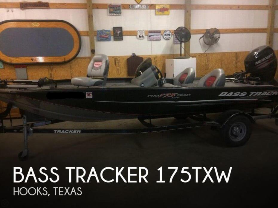 2014 Bass Tracker Pro 175TXW