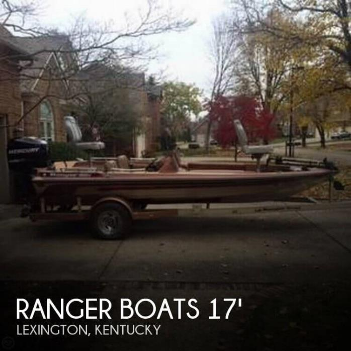 1990 Ranger Boats Comanche 365V