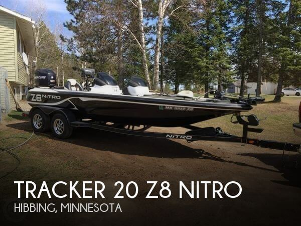 2010 Tracker 20 Z8 Nitro
